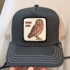 Goorin Bros WISE ASS hat
